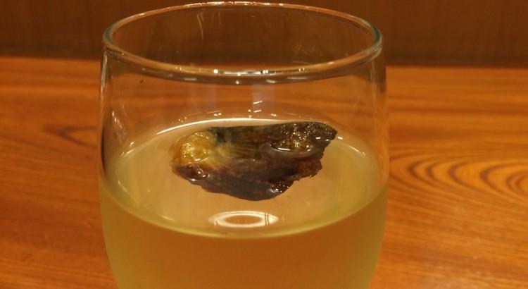 冷しヒレ酒