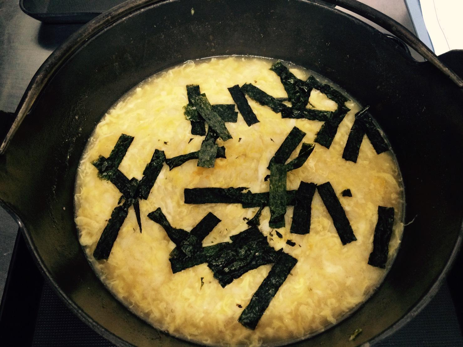 ふぐの雑炊